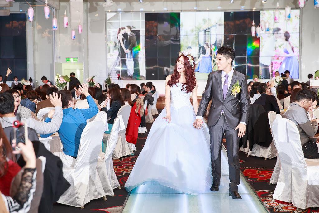 林酒店全球廳婚宴-29