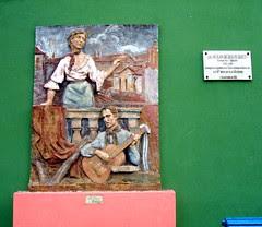 Homenaje a Juan de Dios Filiberto.