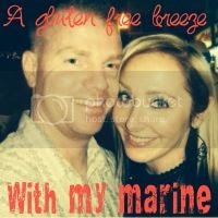 A Gluten Free Breeze With My Marine