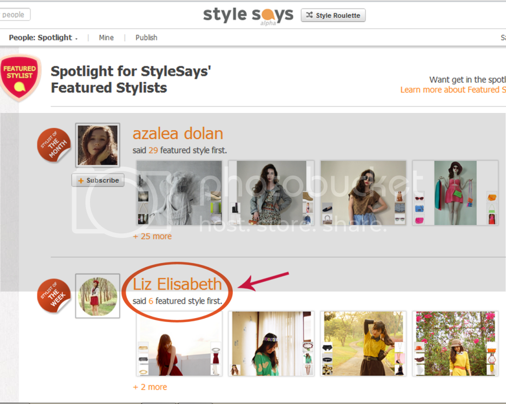 Featured Stylist of The Week on Style Says (April 21,2012)