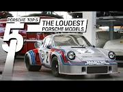 Top 5 Porsche Series: Top models (Video)