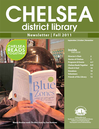 Fall 2011 Newsletter is Out