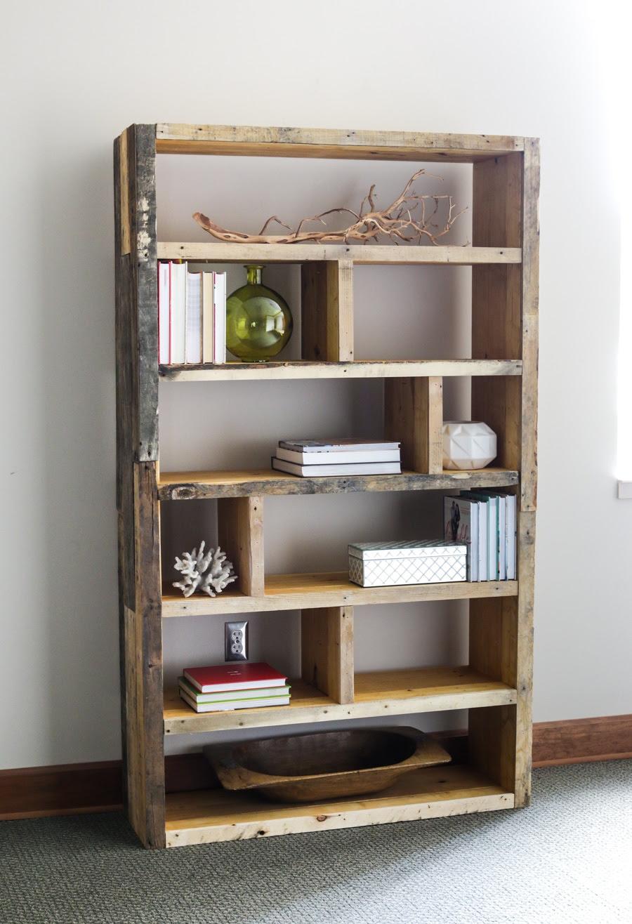 Easy Wood Bookshelf Plans More Diy Aquaponics Plans