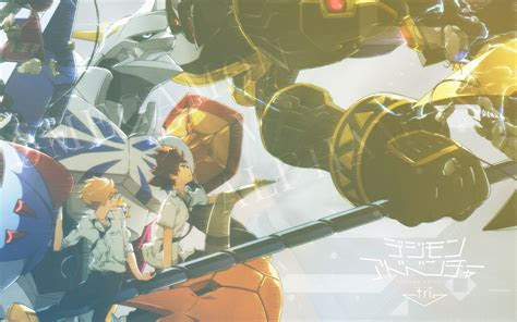 digimon adventure wallpapers  desktop backgrounds