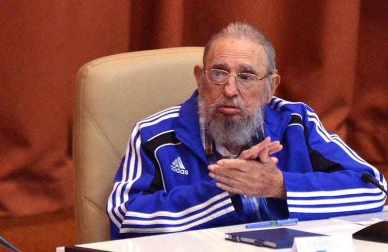 cuba, fidel castro, raul castro VII congreso del partido comunista de cuba, VII congreso del pcc, pcc
