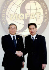 Japanese FM puts inter-Korean dialogue ahead of Tokyo-Pyongyang talks