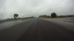 us-30 in the rain