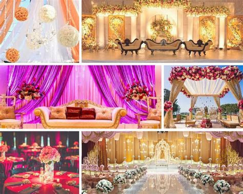 Types Of Wedding Decorations You Need To Know!   BigFday
