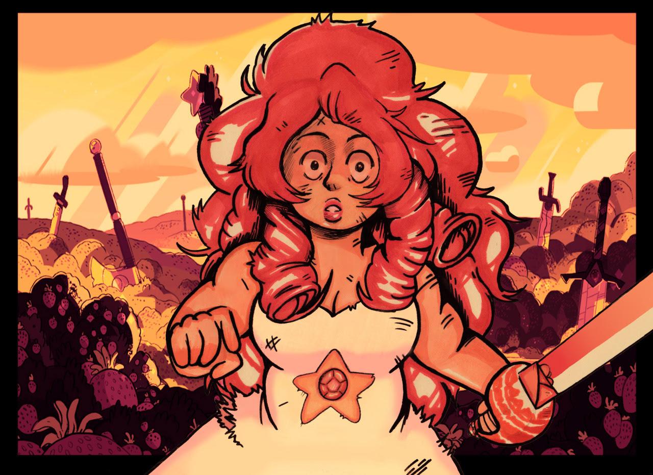 Steven Universe- War