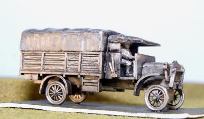 15WWI-321 AEC 3 Ton Truck