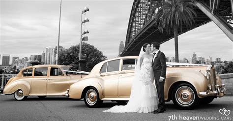 Wedding Cars Sydney by 7th Heaven Wedding Cars