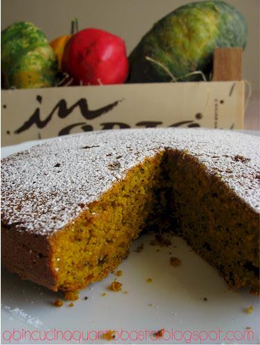 Torta zucca II