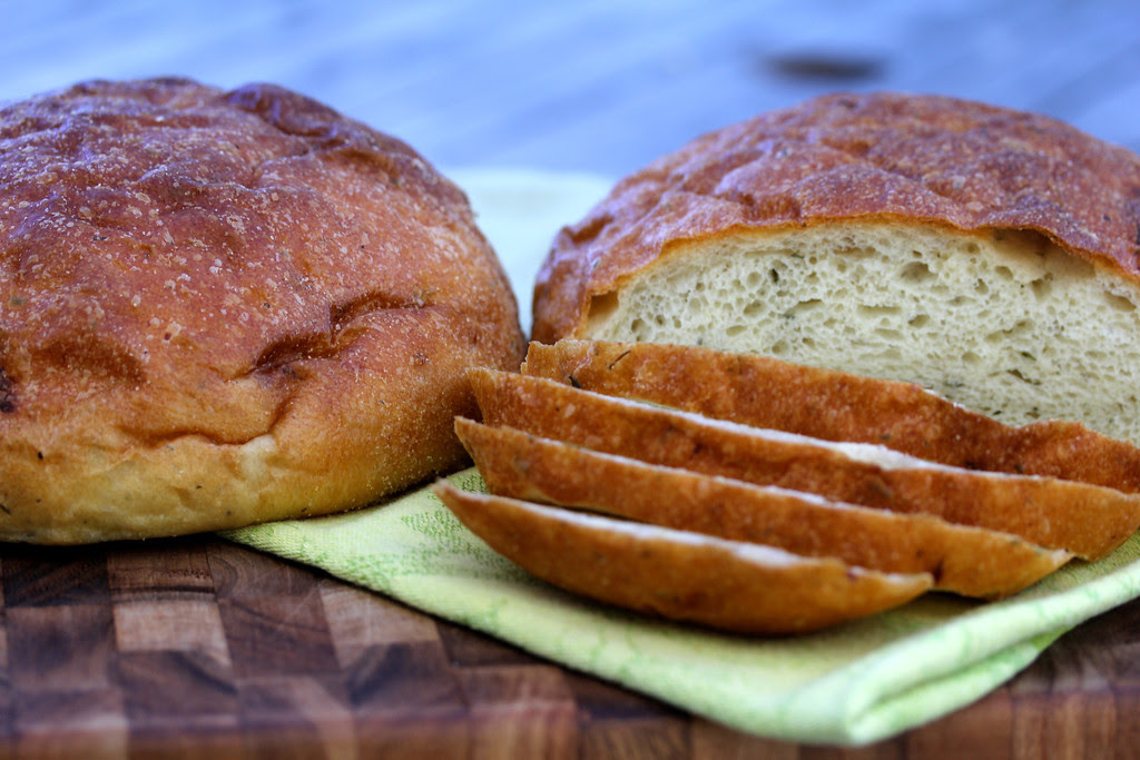 Potato Rosemary Bread