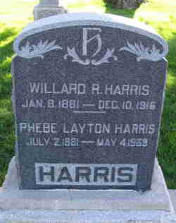 Willard Richard Harris