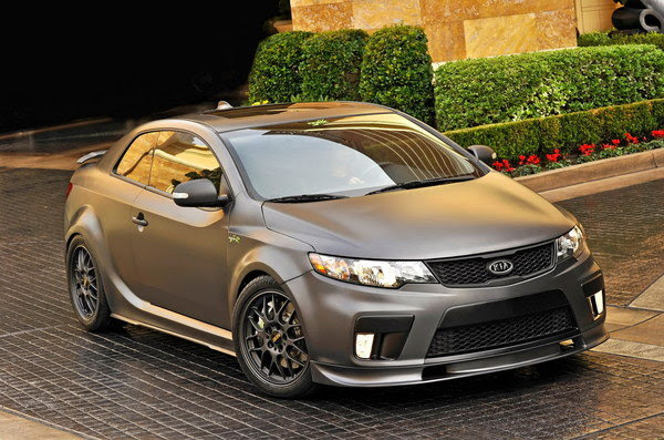 2010 Kia Forte Koup Type R Concept Review Top Speed