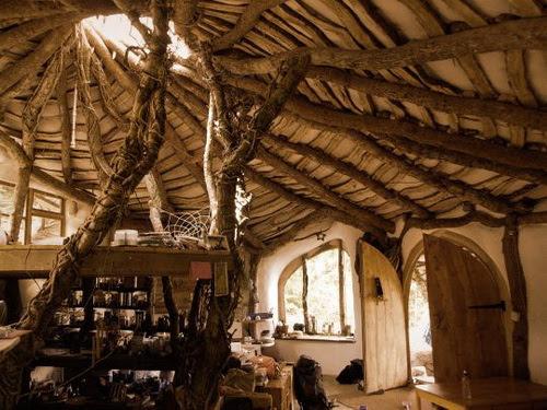 Underground Hobbit House