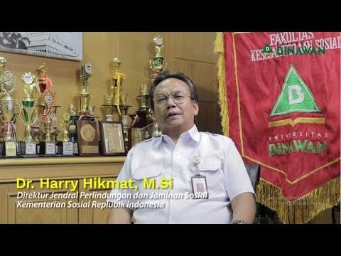 Jurusan Kesejahteraan Sosial Universitas Binawan