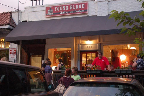 Young Blood Gallery & Boutique