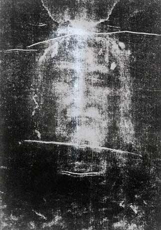 black and white jesus illusion. Description jesus optical illusions