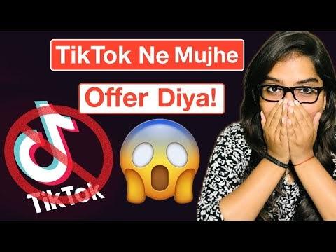 TikTok Ban in India Reaction by Deeksha Sharma