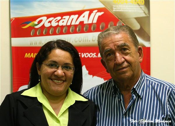 Valdemir Correia e Filha