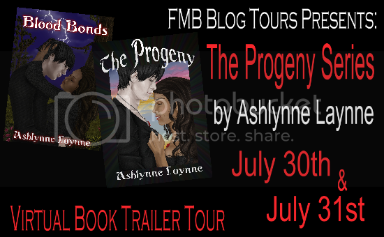 The Progeny Series banner