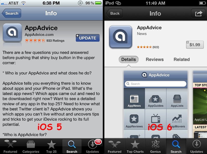 Does New App Store Layout Hint At Big Change For iPhone