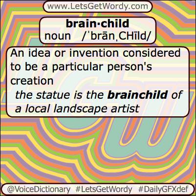 Brainchild 06/01/2013 GFX Definition