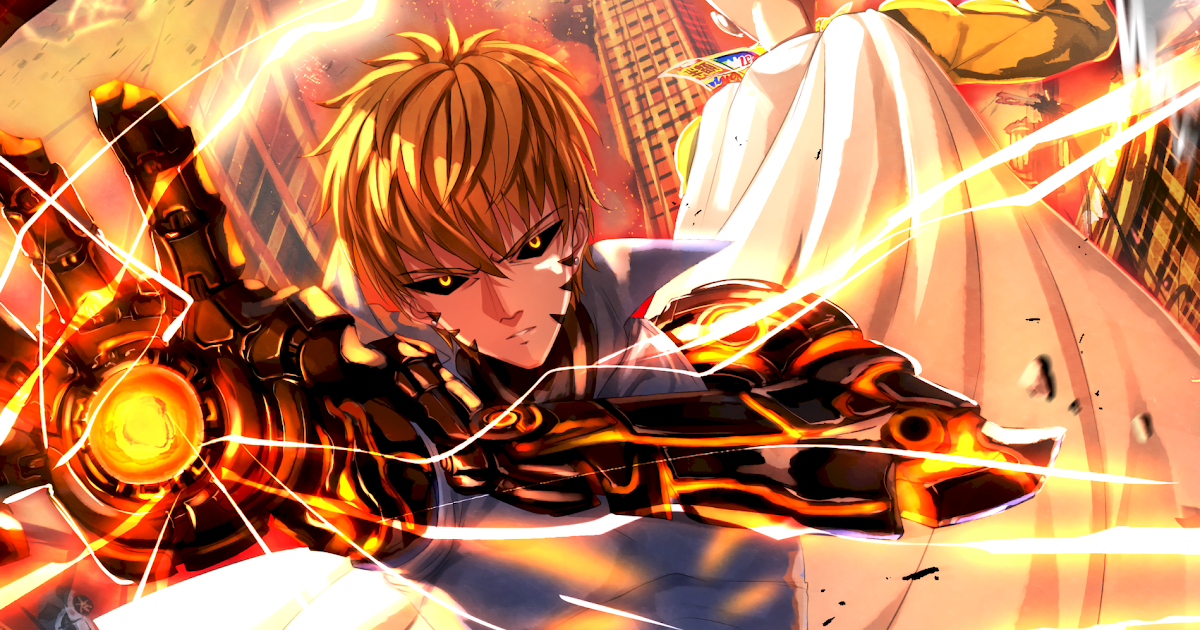 Saitama Wallpaper Keren - Wallpaper Keren One Punch Man - Anime Wallpaper HD