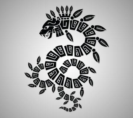 Quetzalcoatl Tattoo Jon Garza Studio
