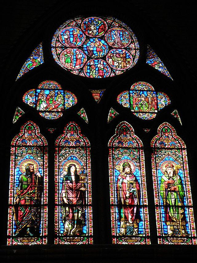 Zephyrinus: Saint Stephen's Cathedral, Cahors, France. Cathédrale Saint-Étienne de Cahors.