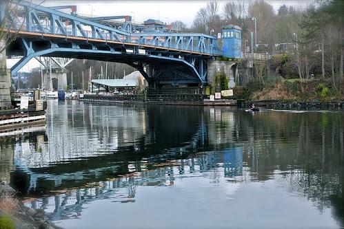 Lone Kayak by Seattle Daily Photo