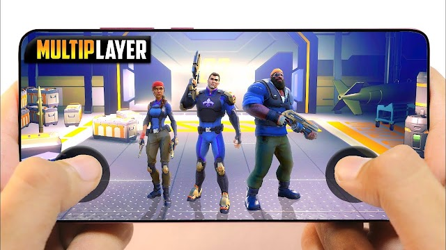 Top 10 Multiplayer Games For Android 2020 High Graphics | CO-OP Multiplayer Games Play With Friends