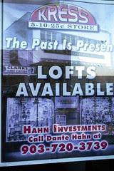 kress building loft ad
