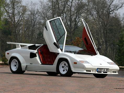 1988 Lamborghini Countach LP5000 Quattrovalvole classic supercar supercars wallpaper 2048x1536