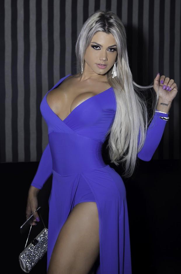 Janaina Santucci (Foto: Bennerlan Diesel/Divulgação)