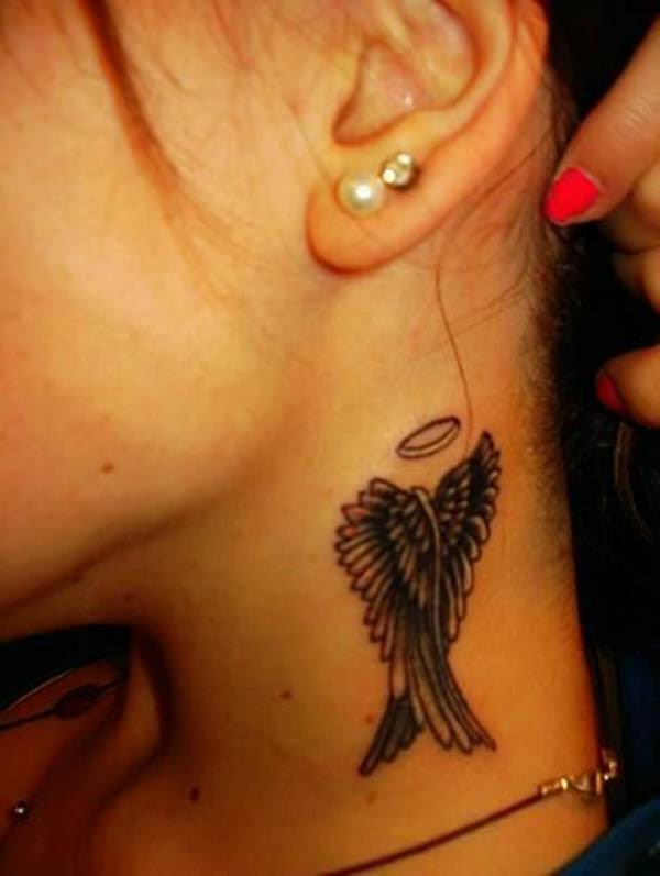 54 Photos Of Sexy Angel Wing Tattoos