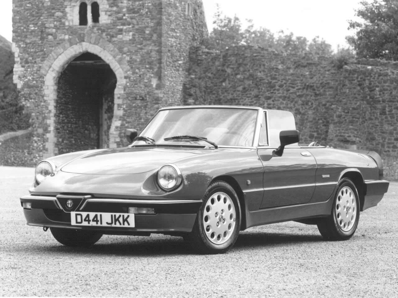 Classic Alfa Romeo Spider Buying Guide