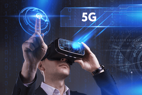 5G As A Boost For Augmented Reality (AR) & Virtual Reality (VR)