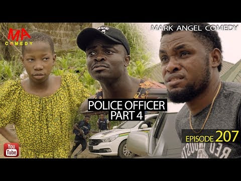 Police Officer (Part 4) | Mark Angel Comedy