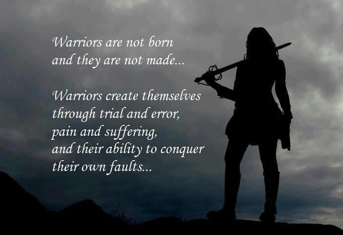 Warrior Quotes Warrior Sayings Warrior Picture Quotes