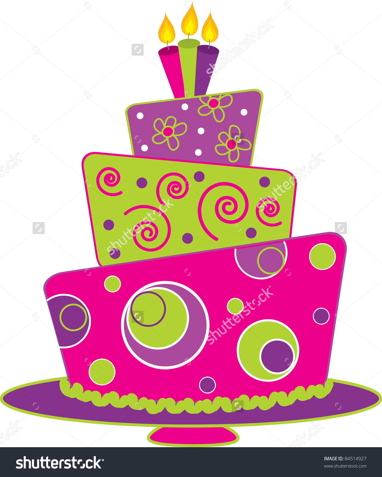Cake Stock Illustrations Cliparts And Royalty Free Cake Vectors