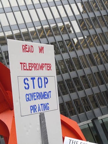 Read My Teleprompter