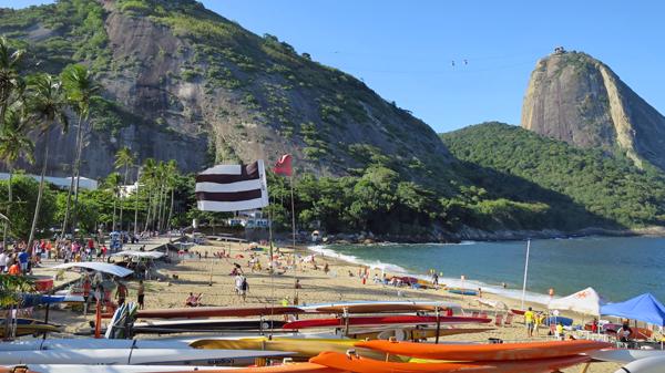 Praia Vermelha - Best Beaches in Rio de Janeiro, Brazil