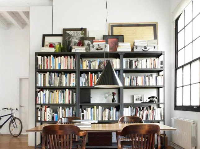 20 Drool-Worthy Home Libraries | Brit + Co.