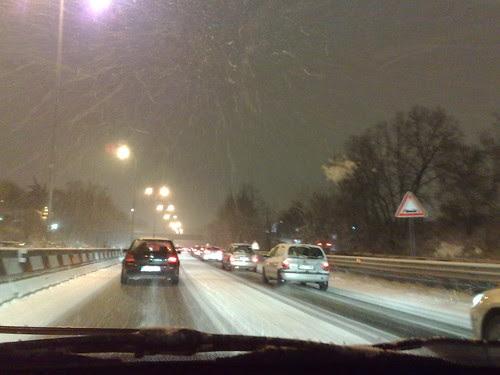 Guida sotto la neve by durishti