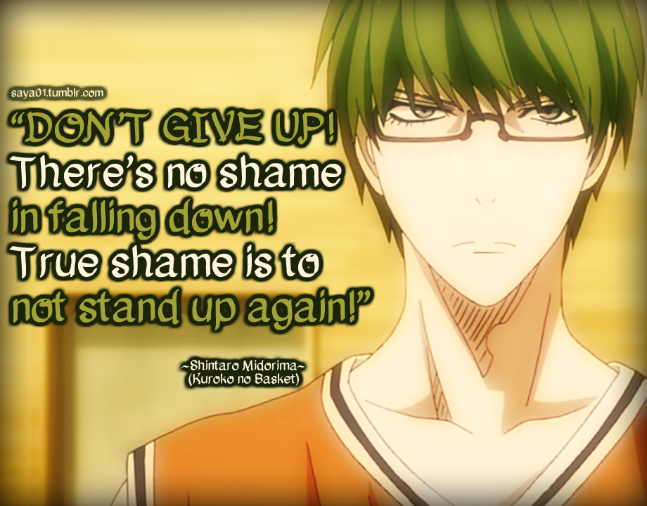 Anime Quote #24 by Anime-Quotes on DeviantArt
