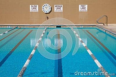 Lap Swimming Pool Royalty Free Stock Images - Image: 23937469