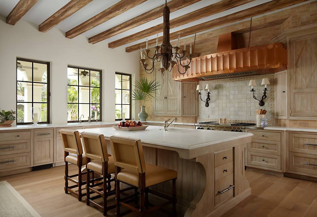 16 Charming Mediterranean Kitchen Designs That Will ...