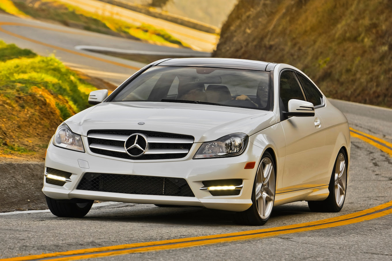 2013 MercedesBenz CClass Reviews and Rating  Motor Trend